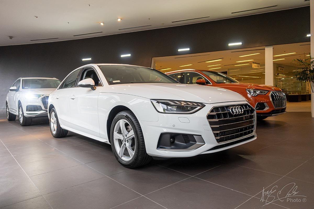 Thông số kỹ thuật xe Audi A4 2020