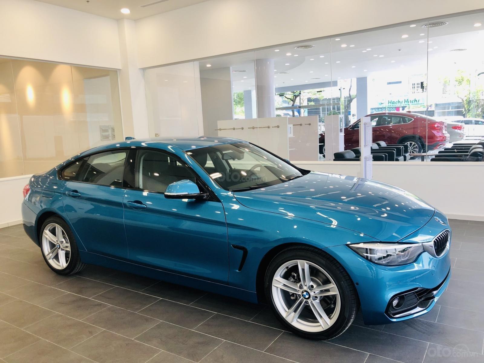 Thông số kỹ thuật xe BMW 420i 2020 A1