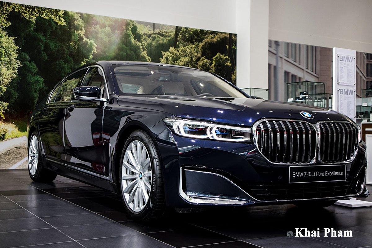 Thông số kỹ thuật xe BMW 7-Series 2020 mới và đầy đủ nhất