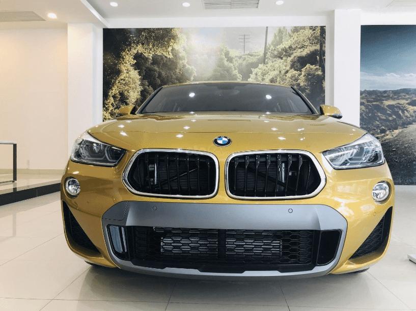 Thông số kỹ thuật BMW X2 2019 mới nhất tại Việt Nam