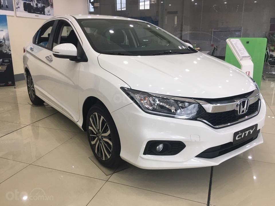 Thông số kỹ thuật xe Honda City 2020 mới nhất tại Việt Nam