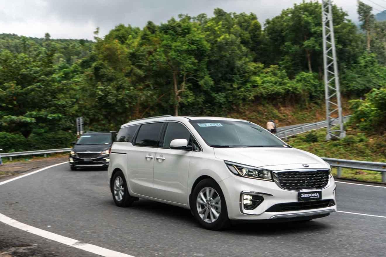 Thông số kỹ thuật xe Kia Sedona 2019