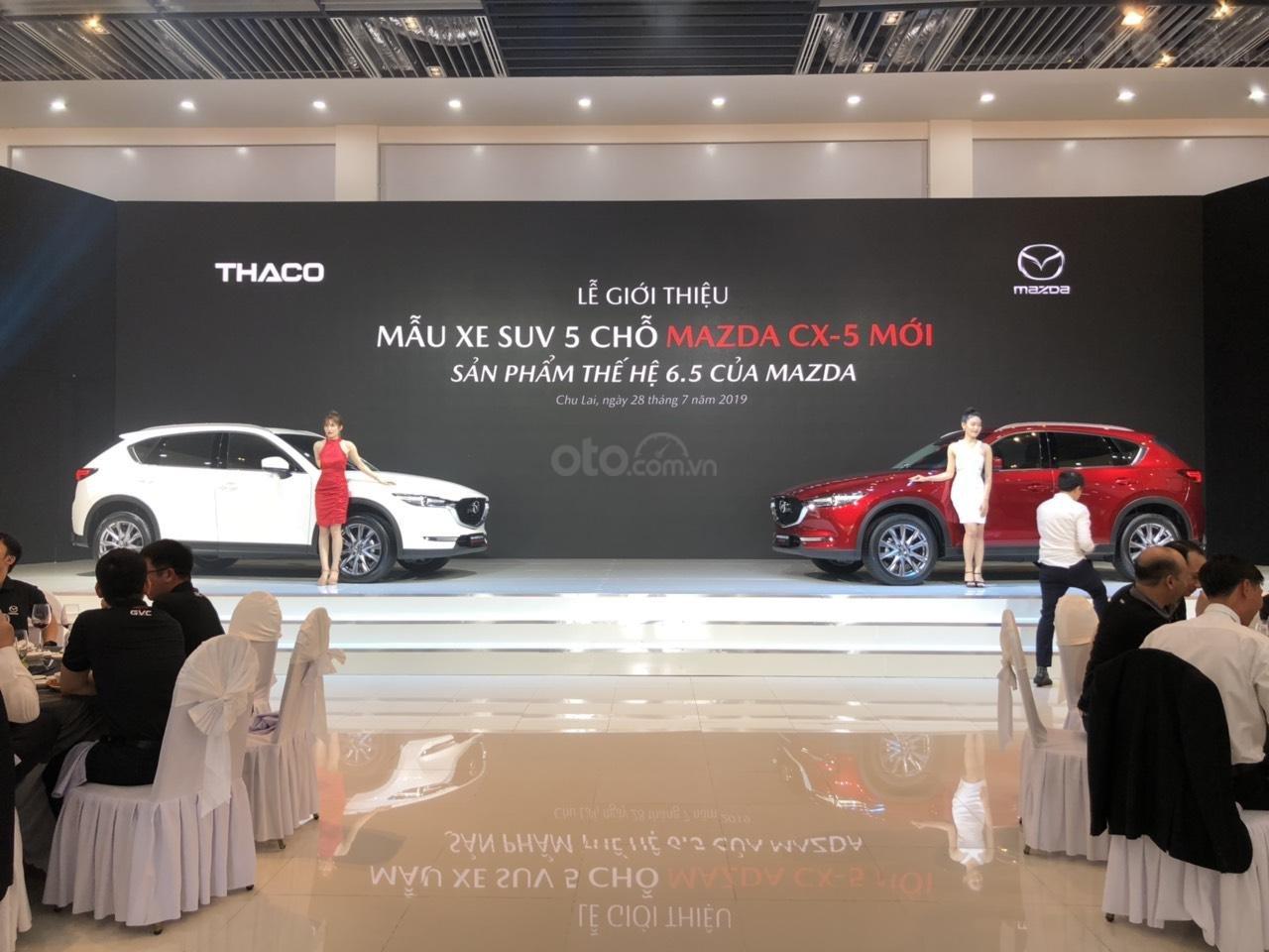 Thông số kỹ thuật xe Mazda CX-5 2020 tại Việt Nam