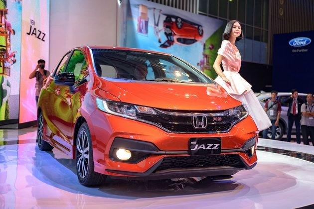 Thông số kỹ thuật xe Honda Jazz 2019 tại Việt Nam