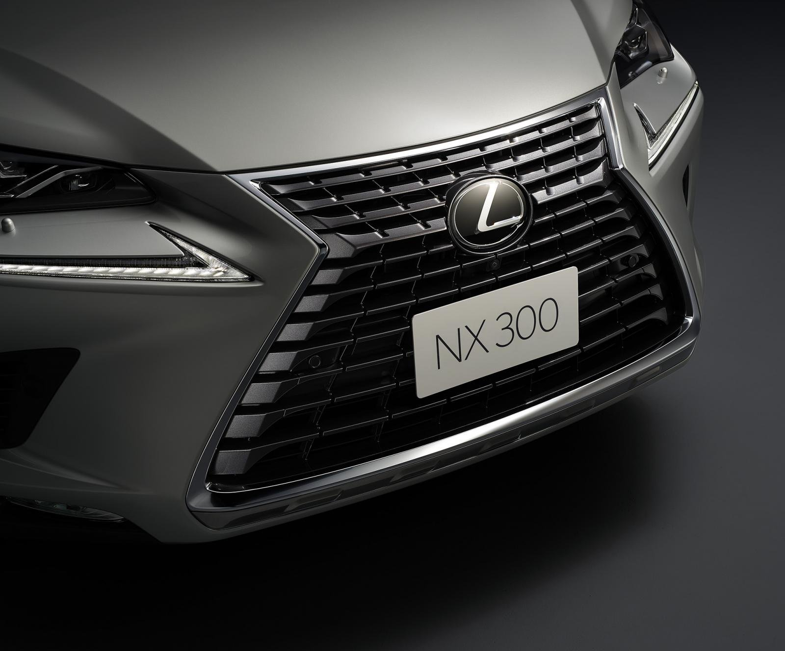 Thông số kỹ thuật xe Lexus NX 300 2020