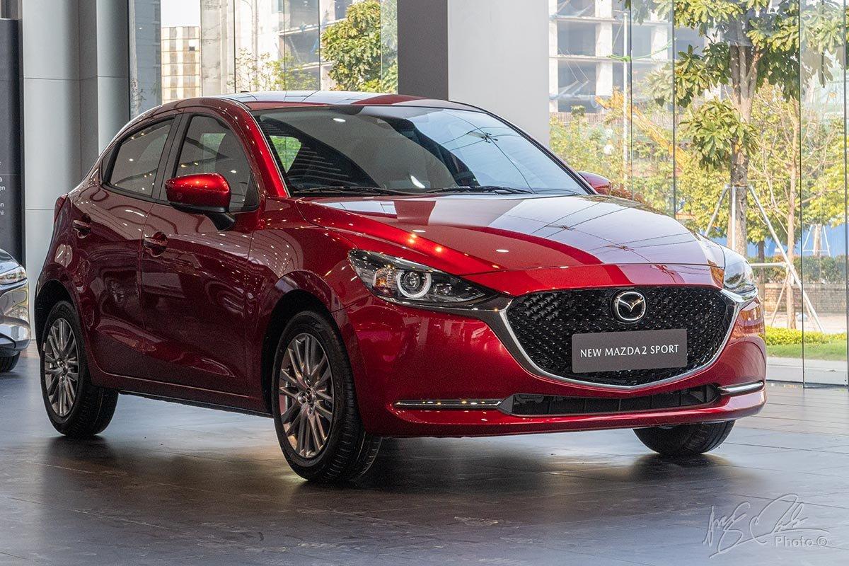 Thông số kỹ thuật xe Mazda 2 2020 1