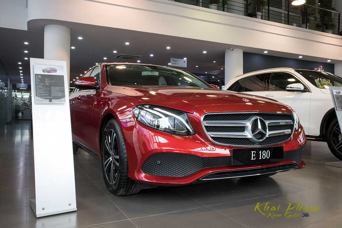 Thông số kỹ thuật xe Mercedes-Benz E 180 2020