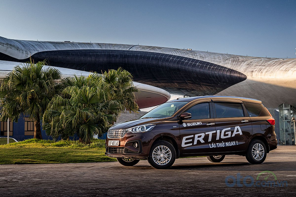 Thông số kỹ thuật xe Suzuki Ertiga 2019 tại Việt Nam