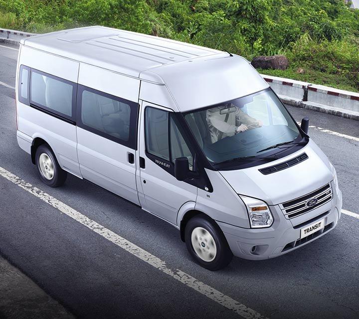 Thông số kỹ thuật xe Ford Transit 2019 kèm giá lăn bánh mới nhất
