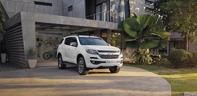 Thông số kỹ thuật xe Chevrolet Trailblazer 2019 kèm giá lăn bánh mới nhất